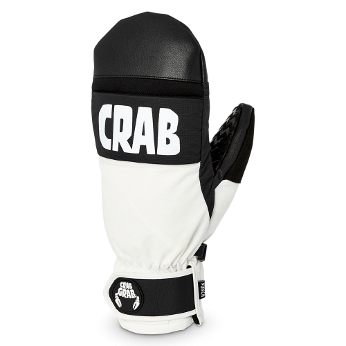 2021 CRABGRAB PUNCH MITT-WHITE