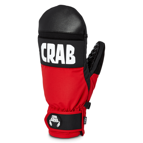 2021 CRABGRAB PUNCH MITT-RED