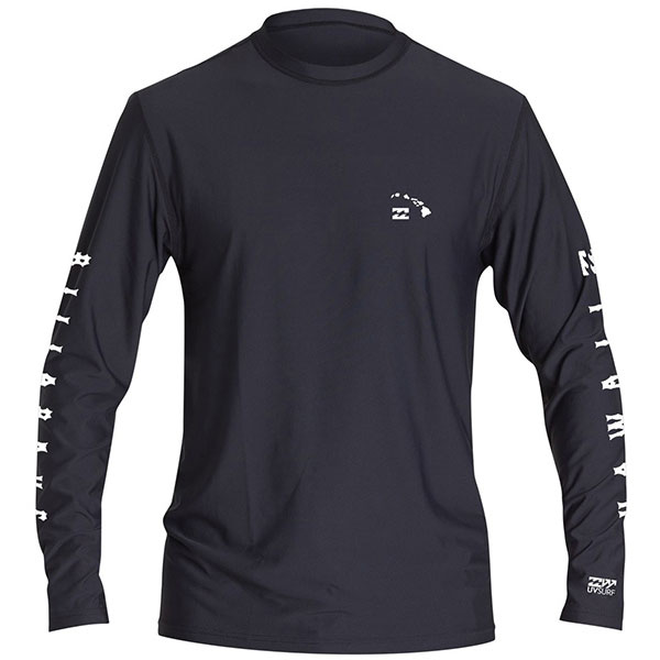 20 BILLABONG BREAK LF LS-BLK (빌라봉 래쉬가드- 루즈핏/MR591BBR)