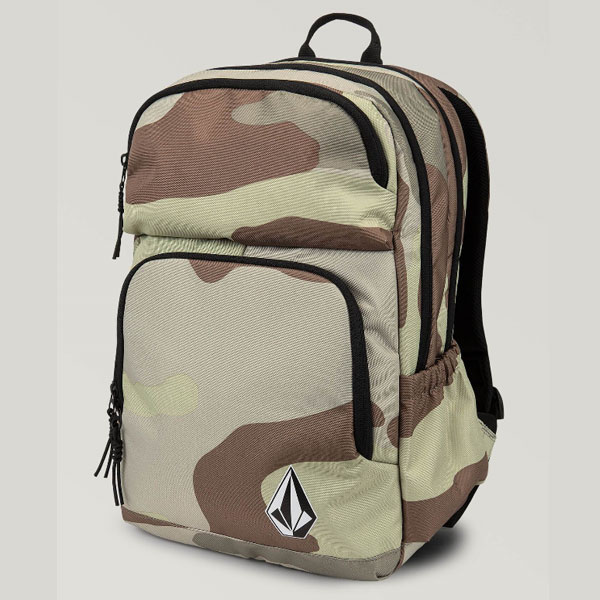 VOLCOM ROAMER BACKPACK-ARMY (볼컴 로우머 백팩)