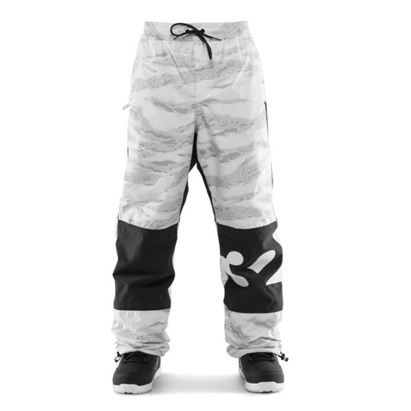 1920 THIRTYTWO 보드복 SWEEPER PANT-WHITE CAMO (32보드복 스위퍼 스노우보드복)