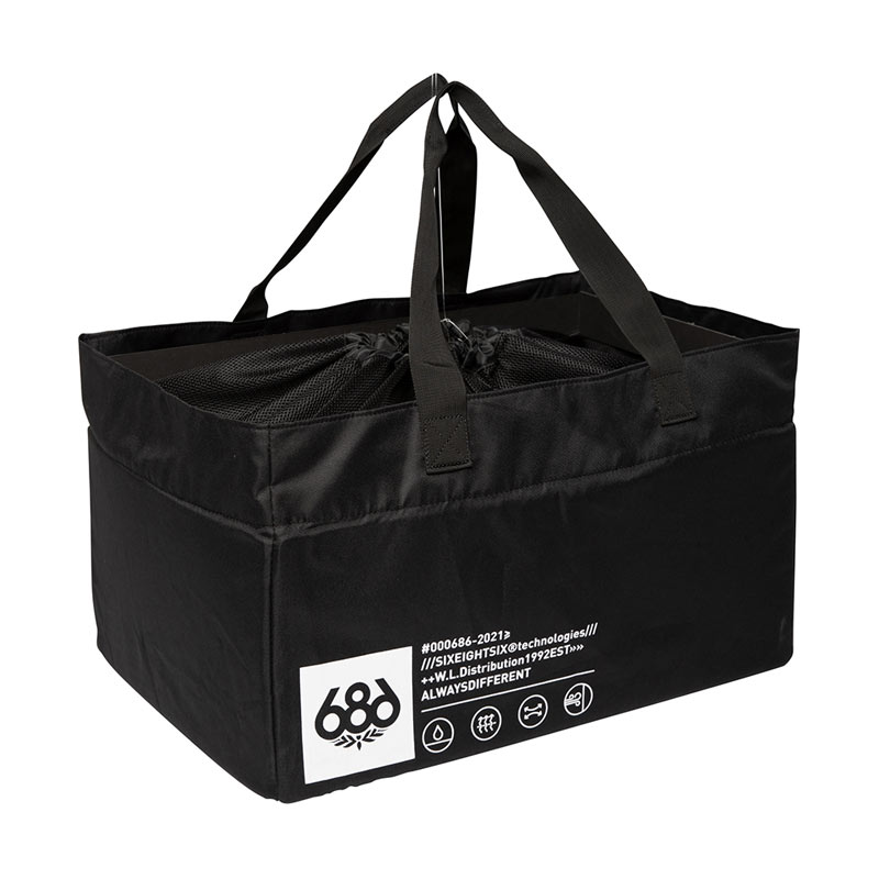 2021 686 STORAGE GEAR BAG-BLK (686 스토리지 가방)